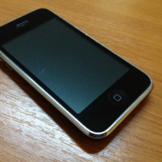 Vand iPhone 3Gs Apple, 16 GB, SUPER PRET, Negru, Neblocat