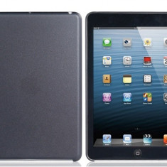 Husa Ultra Slim 0.2mm Mata Apple iPad Mini Black - Husa Tableta