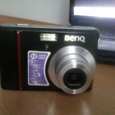 Vand aparat foto BenQ DC C1220, 12 megapixeli - Aparat Foto compact Benq, 12 Mpx, 3x, 2.7 inch