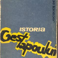 JAQUES DELARUE - ISTORIA GESTAPOULUI (M2) by DARK WADDER - Roman