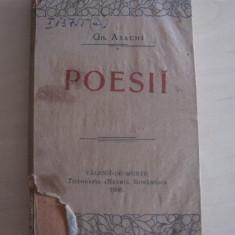 GH. ASACHI - POESII - 1908 // VALENII DE MUNTE- TIPOGRAFIA