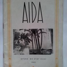 Opera de stat Cluj 1963 - Aida