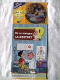 """""""DE CE MERGEM LA DOCTOR? - mini ENCICLOPEDIE pentru mini GENII"""". Absolut noi, Alta editura"""