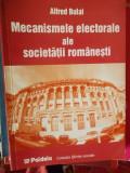 MACANISMELE ELECTORALE ALE SOCIETATII ROMANESTI