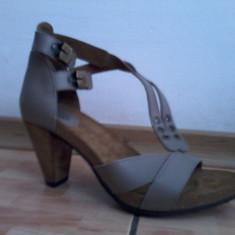 Incaltaminte dama DrScholl - Pantof dama Dr Scholl, Culoare: Bej, Marime: 41, 42, Bej, 40 1/3