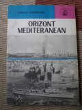 Orizont Mediteranian Serban Gheorghiu editura atlas carte turism calatorie 1982