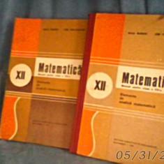 Elemente.de.analiza.matematica.de.boboc.si.colojoara/1979.si1981-2manuale - Manual auto