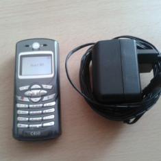 MOTOROLA C450 + INCARCATOR - Telefon Motorola, Gri, Nu se aplica, Fara procesor