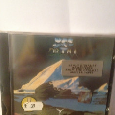 YES - DRAMA (1980/ATLANTIC REC/ed.2002/ GERMANY) - CD NOU/SIGILAT/ROCK/PROGRESIV - Muzica Rock warner