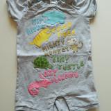 Compleu cu pantaloni scurti pentru copii, marca H&M, marimea 80 cm, pentru 9-12 luni romper