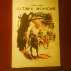 J. Fenimore Cooper Ultimul Mohican, editie interbelica ilustrata pentru copii - Carte de lux, Adevarul
