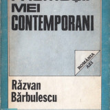 CU STIMA, FRUMOSII MEI CONTEMPORANI de RAZVAN BARBULESCU - Nuvela