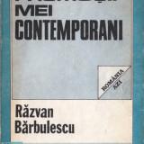CU STIMA, FRUMOSII MEI CONTEMPORANI de RAZVAN BARBULESCU, Alta editura
