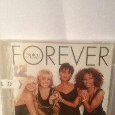 SPICE GIRLS - FOREVER (2000/VIRGIN REC /UK ) - CD NOU/SIGILAT/POP/DANCE - Muzica Pop virgin records