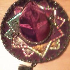SOMBRERO original adus din MEXIC - Palarie Dama
