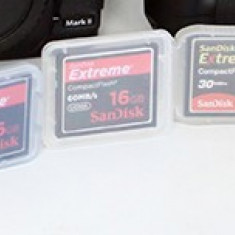Card CF Sandisk 16Gb 60Mb/s - Card Compact Flash