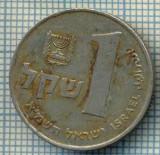 3428  MONEDA  - ISRAEL  - 1 SHEQEL  - anul 1981 ? -starea care se vede