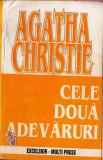 CELE DOUA ADEVARURI de AGATHA CHRISTIE