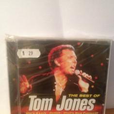 TOM JONES - THE BEST OF (2003/BMG ARIOLA /GERMANY ) - CD NOU/SIGILAT - Muzica Rock