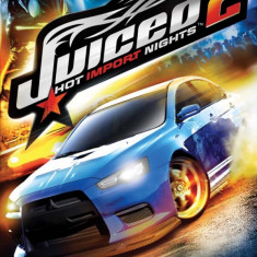 Juiced 2 PSP NOU ! - Jocuri PSP Thq, Curse auto-moto, 12+