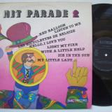 Disc vinil ( vinyl , pick-up ) HIT PARADE 2 (EDE 0447 - Inregistrari originale din Anglia)