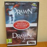 Drawn 1 and 2 - The Hidden Mystery Collectives (PC CD-ROM) SIGILAT!!! (ALVio) + sute de alte jocuri PC originale, Actiune