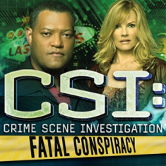 JOC PC CSI: CRIME SCENE INVESTIGATION FATAL CONSPIRACY ORIGINAL - Jocuri PC Ubisoft, Actiune, 16+, Single player