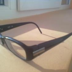 Rame ochelari vedere hugo boss - Rama ochelari Hugo Boss, Barbati, Negru, Dreptunghiulare, Plastic, Rama intreaga