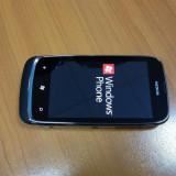 Nokia lumia 610, neverlocked, impecabil ca nou - Telefon mobil Nokia Lumia 610, Negru, Neblocat