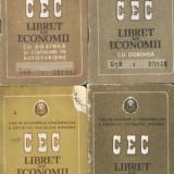 carnete CEC dinainte de 1989