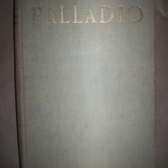 Palladio(4 carti de arhitectura) - Carte Arhitectura