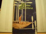JULES  VERNE - ROBUR  CUCERITORUL - AVENTURI  FANTASTICE - ED.  TINERETULUI  1964 - 380  PAG .
