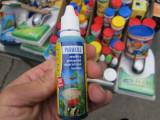 Verde de malachit-tratament pesti acvariu