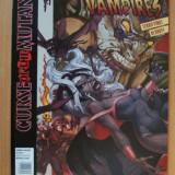 X-Men and Vampires - Curse Of The Mutants #1 . Marvel Comics - Reviste benzi desenate Altele