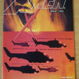 X-Men Uncanny #405 . Marvel Comics - Reviste benzi desenate