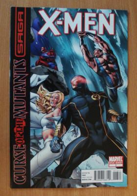 X-Men Curse Of The Mutants Saga #1- Marvel Comics foto
