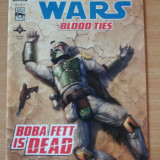 Star Wars - Blood Ties #1 - Dark Horse Comics - Reviste benzi desenate Altele