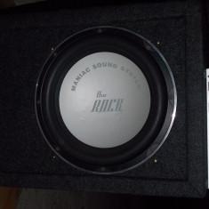 Vand boxa+amplif MNC - Subwoofer auto, peste 200W