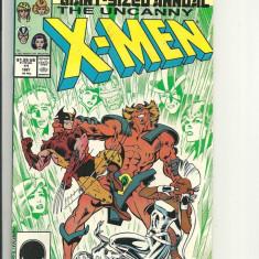 X-Men Uncanny Giant Size Annual #11 - Marvel Comics - Reviste benzi desenate Altele