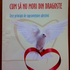CUM SA NU MORI DIN DRAGOSTE - Walter Riso - Carte Hobby Dezvoltare personala