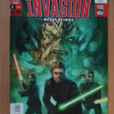Star Wars - Invasions Revelations #1- Dark Horse Comics - Reviste benzi desenate Altele
