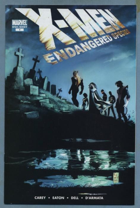 X-Men Endangered Species #1 - Marvel Comics foto mare
