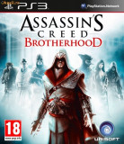 ASSASSIN'S CREDD BROTHERHOOD PS3