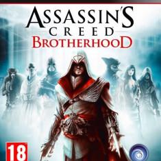 ASSASSIN'S CREDD BROTHERHOOD PS3