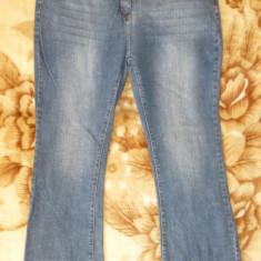Blugi Outfit Classic NKD; marime 50: 107 cm talie, 107 cm lungime; impecabili - Blugi dama, Marime: Alta, Culoare: Din imagine