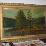 Vegh tablou peisaj - Pictor roman