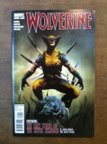 Wolverine - Goes To Hell #1 - Marvel Comics