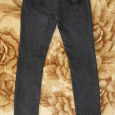 Blugi D'klic, Classic Jeans, Slim Fit; dimensiuni: 77 cm talie, 103 cm lungime - Blugi dama, Marime: Alta, Culoare: Din imagine