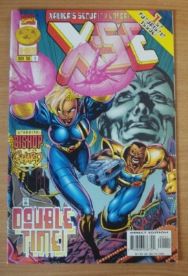 X-Men XSE Bishop and Shard #1 - Marvel Comics foto