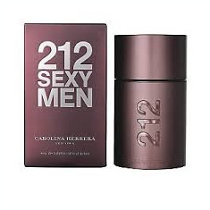 Parfum Original Men Carolina Herrera 212 Sexy 100 ml EDT 220 Ron - Parfum barbati Carolina Herrera, Apa de toaleta